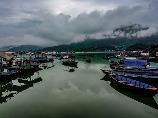 Phewa Lake area