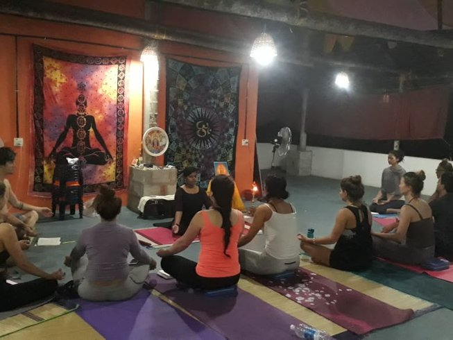 28 Days 200-Hour of Ashtanga Vinyasa and Hatha Yoga Teacher Training in  India