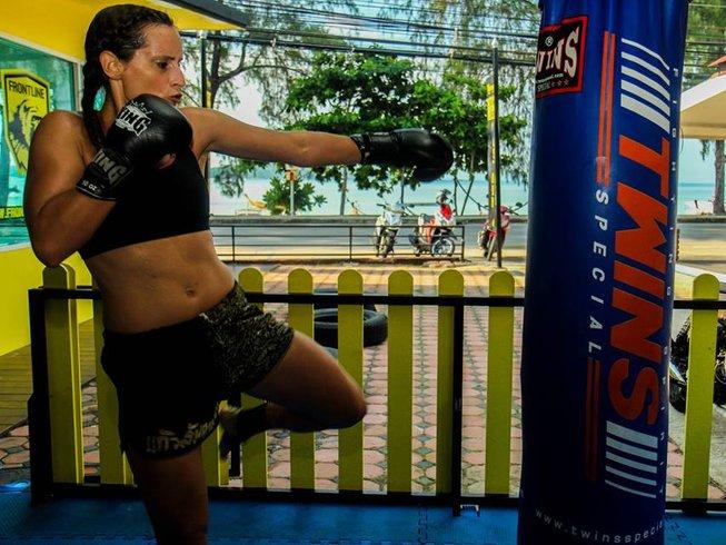 3 Days Private Muay Thai Training Thailand