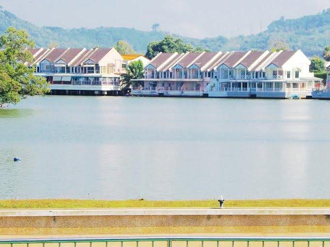 15 días retiro de yoga y pérdida de peso en Phuket, Tailandia