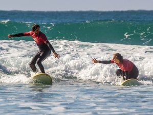 8 Days Good Vibes Surf Camp in Lagos, Portugal