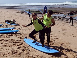 6 Days Affordable Surf Camp in Ericeira, Portugal