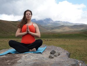 8 Days Andean Yoga Retreat in Ecuador