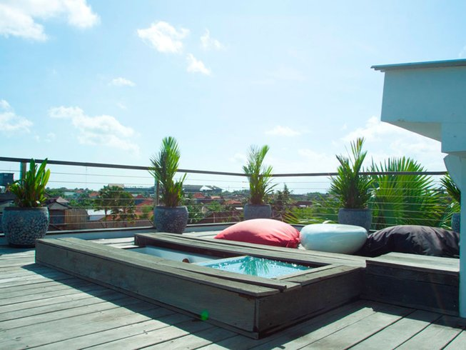 2 Days Deluxe Seminyak Surf Holiday Bali