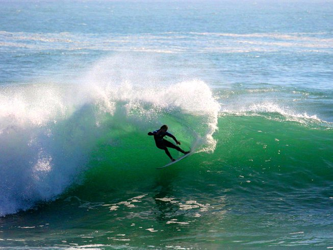 5 Days Short Break Surf Camp Portugal