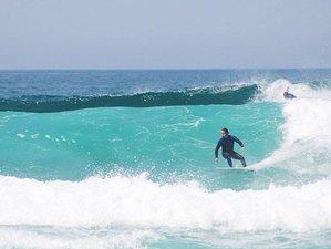 6 Days Fun Surf Camp in Matosinhos, Portugal