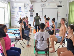 24 Day 200 Hour Mysore Style Ashtanga Yoga Teacher Traning Course in Rishikesh
