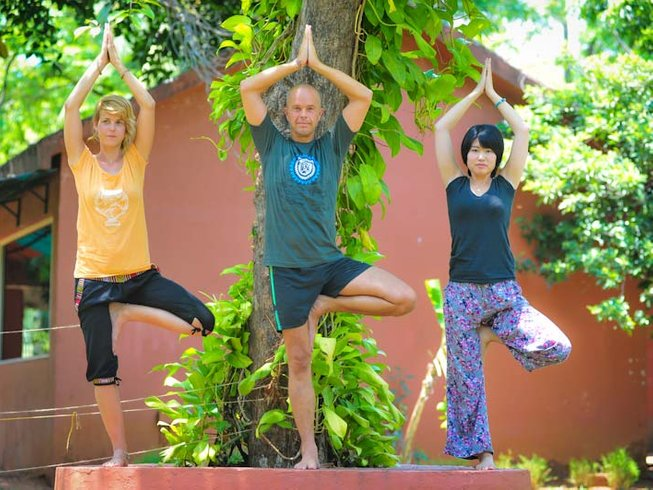 7 Days Intensive Yoga Retreat in Goa, India