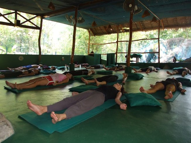 25 Days 200hr Vinyasa Yoga Teacher Training in Thailand