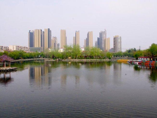 5 Months Shaolin Wushu Kung Fu Training in Shandong Province, China