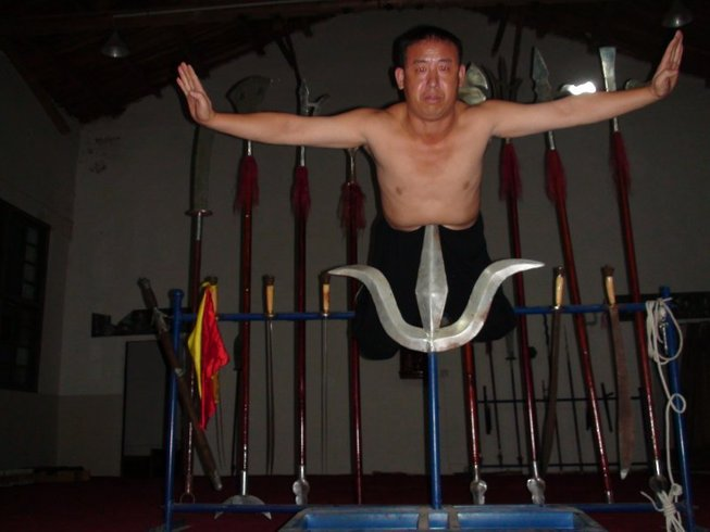 5 Months Authentic Kung Fu Training in Yunnan, China