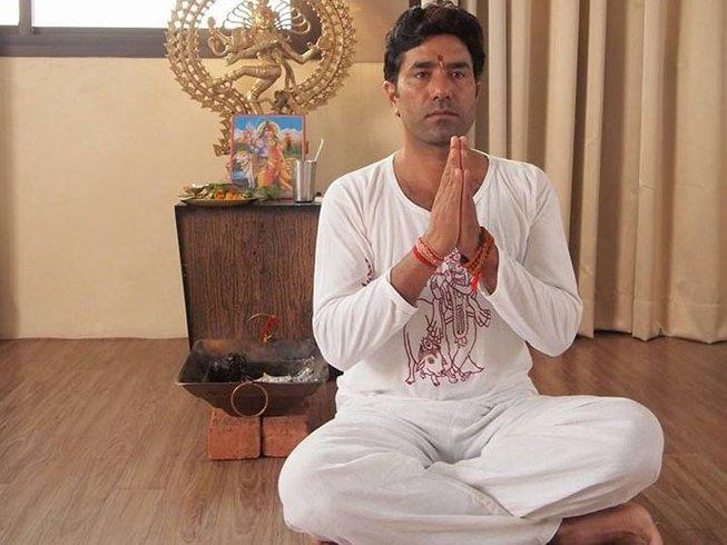 28 Days 200-Hour Hatha Yoga Teacher Training in Rishikesh