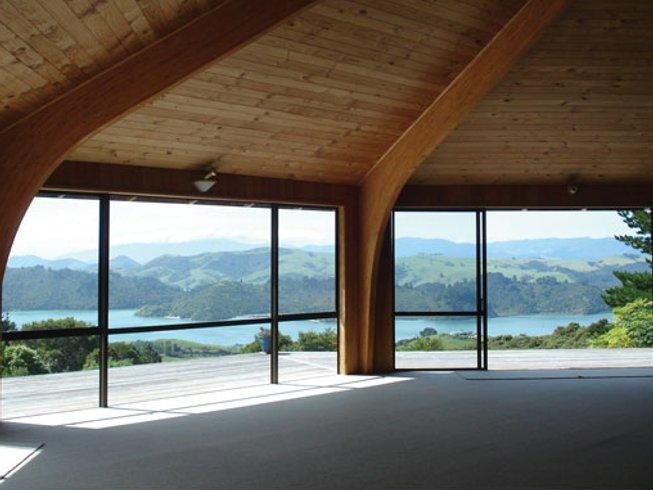 4 Tage Winter Meditation und Yoga Retreat in Coromandel, Neuseeland