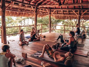 8 Day All Year Round 'Yogi's Delight' Immersive Yoga Retreat at Costa Dulce, Nicaragua