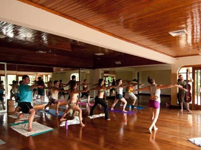 6 Days Custom Adventure Yoga Retreat Costa Rica