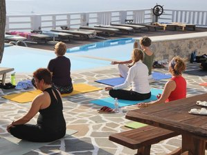 8 Days Meditation and Yoga Retreat in Skiathos, Greece