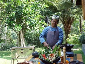 4 Day Yoga Holiday and Authentic Culinary Luxury Vacation in Ubud, Bali, Indonesia