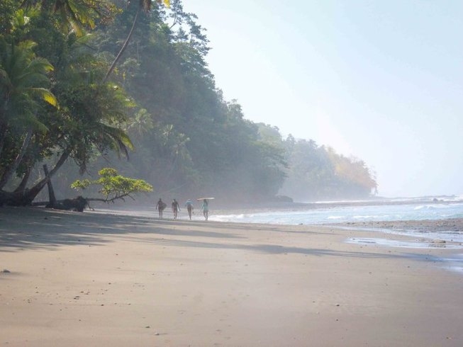8 Days Amigas Costa Rica Surfing and Yoga Retreat
