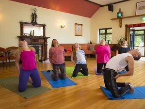 """8 jours en stage de yoga """"la nourriture comme médecine"""" dans le comté de Wexford, Irlande"""