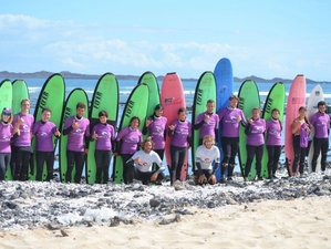 8 Days Yoga and Surf Camp Fuerteventura, Spain