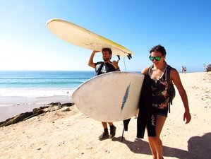 4 Days Beginner Surf Camp in Tamraght, Morocco