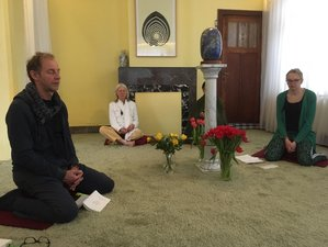 7 Day Nam Silence Meditation Retreat in Amonines, the Ardennes