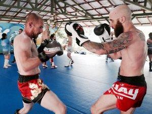 8 Days Muay Thai Training in Kefalonia, Greece with Restorative Yoga Included