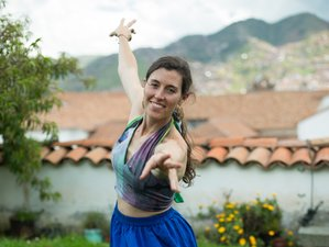 16 Day Sacred Dance Initiation Meditation and Yoga Retreat in Cusco, Sacred Valley of Peru