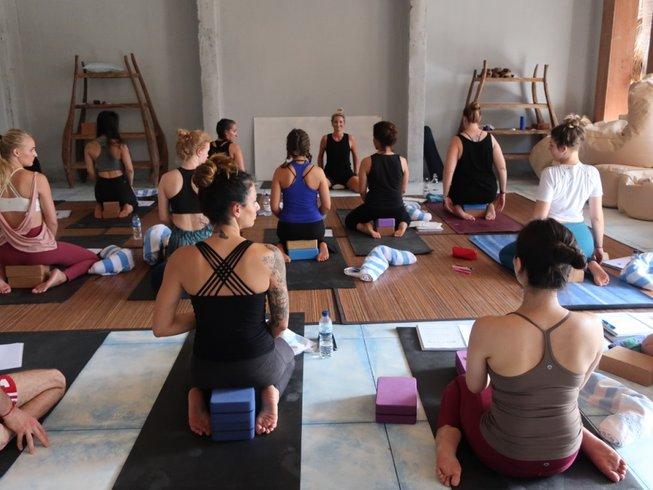 22 Days 200-Hour Vinyasa Yoga Teacher Training in Lombok