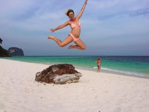 7 Tage Bootcamp und Yoga in Krabi, Thailand