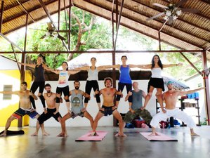 12 jours en stage de yoga et méditation à Koh Phangan, Thaïlande