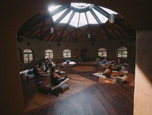 12 jours en retraite de yoga, mysticisme chamanique, ayahuasca dans la vallée secrète au Pérou