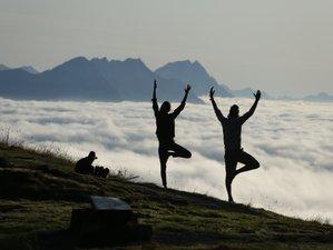 8 Tage OM AM BERG Yoga Retreat in der Steiermark, Österreich
