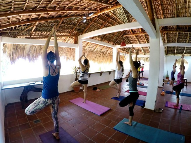 5 Days El Salvador Yoga Retreat and Surf Holiday