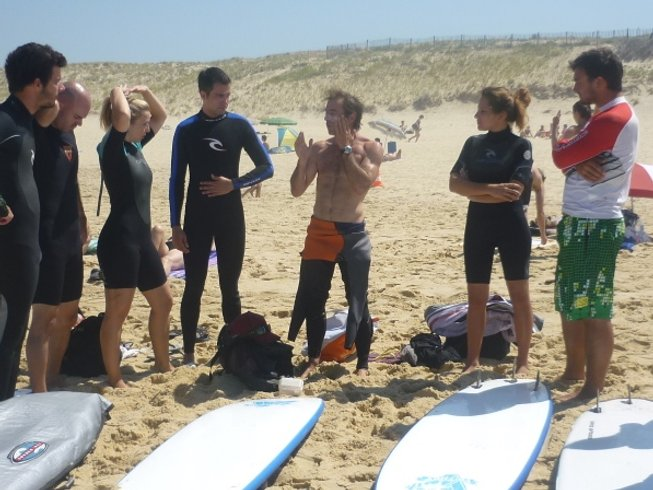 6 Days Relaxing Surf Camp in Landes, France