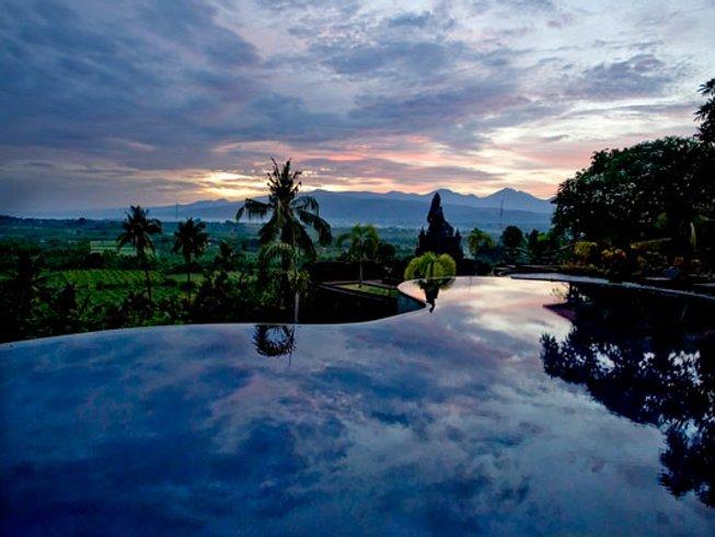 4-Daagse Yoga en Duik Retraite in Seririt, Bali