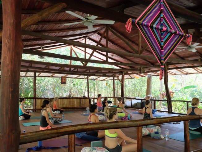8 Days Live Your Dream Yoga Retreat in Costa Rica