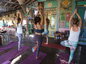 8 Day Family Yoga Holiday with Cultural Activities and Amazing Excursions in Buleleng, Bali