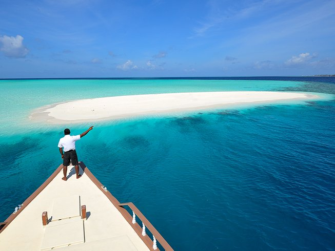10 Days Maldives Cruise Yoga Retreat