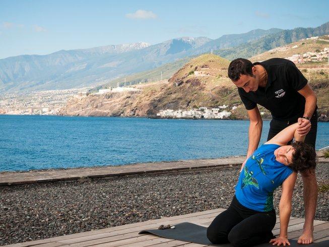 7 Tage Freitauchen und Yoga Retreat auf Teneriffa, Spanien