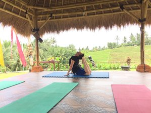 5 Day Natural Balinese Life, Culture, and Yoga for Beginner in Bali