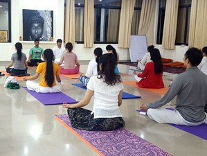 29 Days 200hr Meditation Yoga Teacher Training in Rishikesh