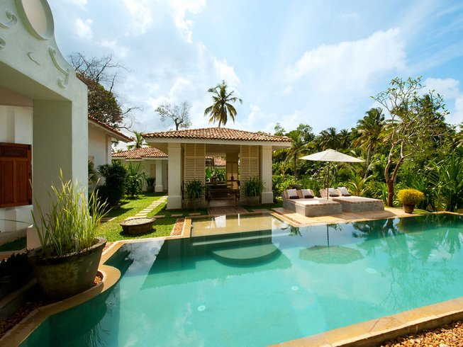 7 Days Luxury Yoga Holiday Sri Lanka