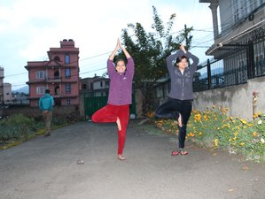 9 Days Natural Cleansing, Detox, and Yoga Retreat in Kirtipur, Nepal