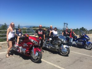 8 Day Guided Motorcycle Tour In Bulgaria, Greece, Macedonia, and Kosovo
