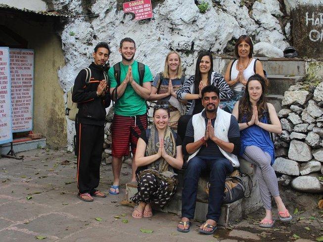 21 jours en stage de yoga detox à Rishikesh, Inde