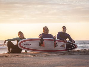 8 Days Exhilarating Surf Camp in Lisbon District, Portugal