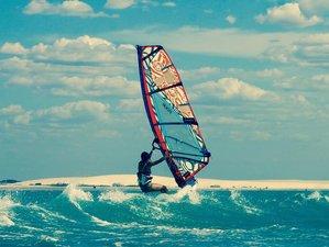 4 Days Beginner's Windsurf Camp in Jericoacoara, Brazil