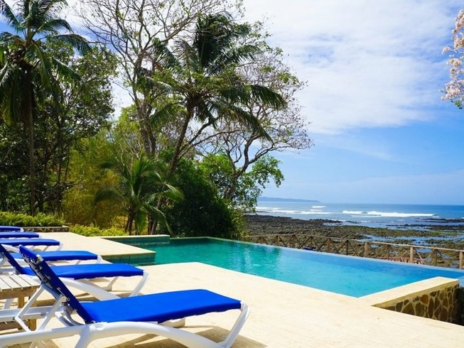 6 Days Family Surf and Yoga Retreat Veraguas, Panama