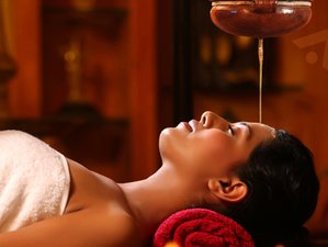 7 Day Ayurveda Treatments Wellness Retreat in Varkala, Kerala